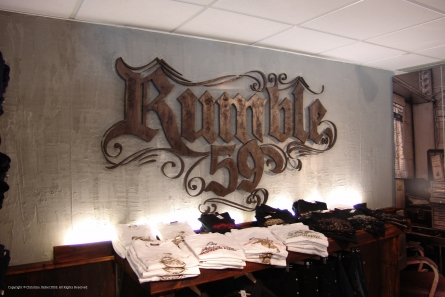 Rumble 59 - Wandlogo