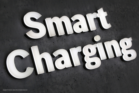 Smart Charging - Lichtwerbung