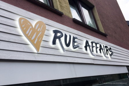 RUE AFFAIRS