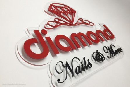Diamond - Nails & More